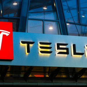 Why is Tesla trading at a 4-month low?