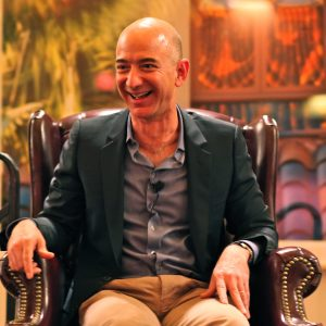 Why Did Amazon CEO Jeff Bezos tell shareholders to 'take a seat'?
